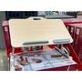 好市多代購 HAWK手提式多功能折疊桌(長50x寬30x高24-32公分) #122569 筆電桌 床上桌架 沙發桌架 小餐桌