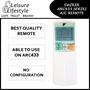 Daikin Aircon Remote Control ARC433 Daikin Remote
