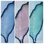 【巨嘉網購】成人平面 淡色款 拋棄式三層口罩✨ 50入/8入/藍/粉紅/淺紫/綠/白/黃/ 紫半 台灣淨新