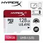 HyperX Gaming MicroSDXC UHS-I (U3)(A1) 128GB 遊戲裝置記憶卡 (HXSDC/128GB)
