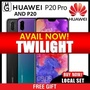 Huawei P20 and P20 Pro Smartphone / Local Set with 2 Years Warranty. Twilight available now