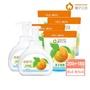 【橘子工坊】超值洗手慕斯6件組(200ml*2瓶+180ml*4包)