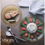 兩入組【CorelleBrands 康寧餐具】晶彩琥珀8.5吋深盤(1085)