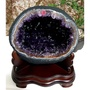 烏拉圭 esp  紫水晶 晶洞 頂級錢袋子(免運優惠中)