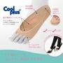 日本拇指外翻矯正器五指襪扁平足矯正襪夏季高跟涼鞋隱形減壓襪女