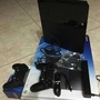 PS4 500G CUH-1207A 主機(黑色),台灣 SONY 公司貨,贈遊戲片*8