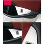 新5系BMW不鏽鋼後車廂尾門開關飾板改裝535 530 528 520 525非碳纖維 D40B1