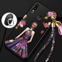 For Huawei Nova 3i Case Print Flowers Soft TPU Silicone Back Cover for Huawei Nova 3i Phone Case