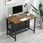 電腦桌 網吧桌椅網咖桌子單人沙發椅辦公電競家用台式游戲專用電腦桌包郵