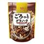 【從日本直接出貨免運費】NISSIN 日清食品 f054 巧克力堅果麥片 400克×6袋