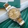勞力士Rolex 日誌型 126333 金盤蠔式錶帶 男機械錶