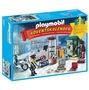 Playmobil摩比9007聖誕降臨曆--警察版