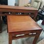 明式6尺檜木神明桌