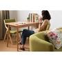 现货哲理摺疊椅 餐椅 實木椅 原木椅 客廳餐廳實用椅 便攜椅 靠背椅