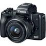 canon 佳能 eos M50 全新機 單機身 / 含15-45mm標準鏡頭  / 含18-150mm 標準鏡頭可刷卡
