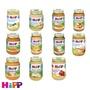 HiPP喜寶 精選營養全餐(共11款)有機副食品/果泥 米菲寶貝