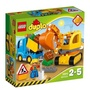 木木玩具 全新未拆 樂高 LEGO duplo 德寶 10812 挖土機