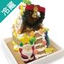 【聖誕節限定】DIY薑餅屋(雙層)/個