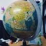 地球儀 二手 10吋