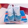 New balance 878 粉藍
