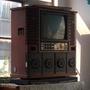 復古 古董 電視機 自取