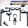 【ALESIS】Command Mesh 電子鼓(Nitro Mesh Kit 升級版)