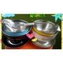 選我🎉最低價台灣品牌三光 小蟻布比 不繡鋼304材質 大小碗組合 幼稚園 香醇不銹鋼雙層隔熱碗