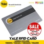 Yale RFID Card / RFID Sticker for Yale Digital Door Lock
