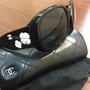 chanel山茶花墨鏡、太陽眼鏡