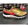 S.G Nike Air Max 97/BW 男鞋 黑 金 反光 復古 慢跑鞋 AO2406-700