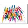 [星誠企業]全新迷你彩色藝術紙傘《整套144支120元》(擺盤裝飾/小紙傘/藝術小雨傘)