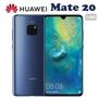 [單機福利品] HUAWEI華為 Mate 20 藍色 (6G/128G) 徠卡三鏡頭智慧型手機(HMA-L29)