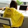 小熊維尼Winnie the Pooh 珊瑚絨披風毯子午睡毯❤️❤️