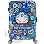 哆啦A夢行李箱卡通 復古拉箱 機器貓拉桿箱萬向輪20寸24吋箱子
