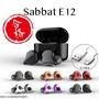 免運+送充電盤 原廠保固一年 Sabbat E12 藍牙耳機 真無線 藍芽耳機 x12pro 升級版 運動 5.0 魔宴