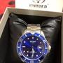義大利國王機械錶-藍水鬼