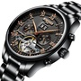 KINYUED-國王機械錶 【瑞士時尚品牌】男性機械錶