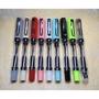 [米奇爸] 爛筆頭3059示範鋼筆 明尖暗尖 活塞式上墨 透明筆身 多色可選 少量現貨