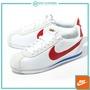 NIKE CLASSIC CORTEZ OG 白 紅藍 阿甘鞋 復古鞋 麂皮 尼龍 慢跑鞋 男鞋 876873-101