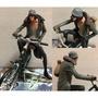 【現貨】航海王 海賊王 青雉 庫贊海軍 大將青雉腳踏車 騎自行車公仔 青雉腳踏車 海軍上將