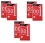 Okamoto condom 001 (OKAMOTO ZERO ONE) (x6)