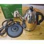 全方位茶業-古道湖 超快速電茶壺 304不鏽鋼材質(銀|