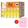 【春風】超細柔抽取式衛生紙110抽x24包x3串/箱+優質抽取式衛生紙x1串(隨機出貨)