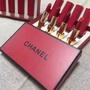 香奈兒CHANEL口紅禮盒 套裝 四隻裝套盒