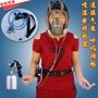 預防 輸氣供氣式防毒面具配7502 6800防塵口罩噴漆專用全面罩接氣泵