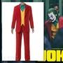 joker 小丑 起源 亞瑟 弗萊克 西裝 小丑cosplay服裝