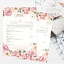 【AMENThings】結婚證書/結婚書約-編號DP004(同款2張).結婚登記專用 結婚證書 結婚書約