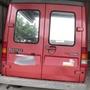 三富 雷諾 紅龍廂型車 零件車
