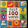 First 100 words bright baby 硬頁書 《滿500免運》