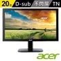 【acer】KA200HQ 20型 不閃屏 濾藍光 螢幕